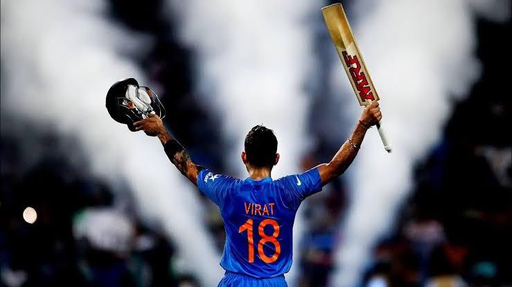 Virat Kohli ODI runs