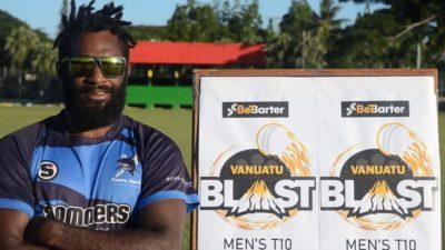 Vanuatu Blast