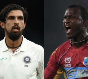 Ishant-Sharma-and-Darren-Sammy