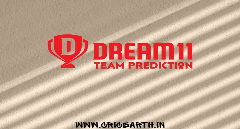 Dream11 Prediction