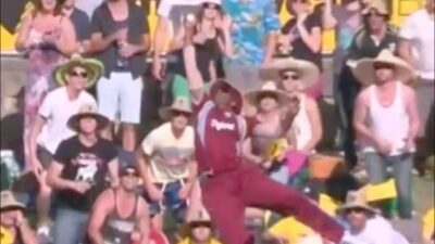 Best catch in cricket history