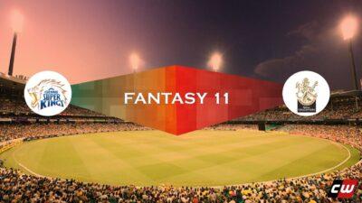 CSK vs RCB Fantasy 11 | Dream 11 IPL 2020