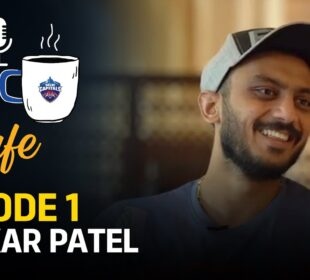 DC Café EP 01 | Axar Patel