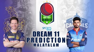 Dream11 Prediction | Kolkata Knight Riders vs Delhi Capitals | Sports Malayalam