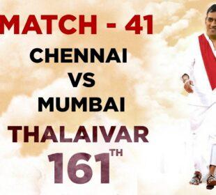 #Dream11 team for todays match  CSK vs MI - Match No 41