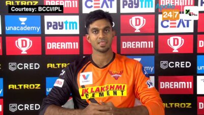 IPL 2020: It was a do or die game for me to perform, says Vijay Shankar after his knock against SRH