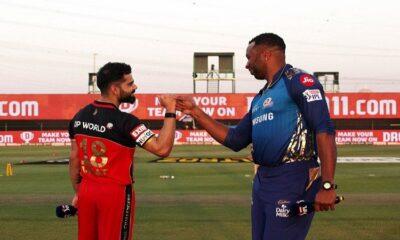 ipl 2020, toss royal challengers bangalore v mumbai indians