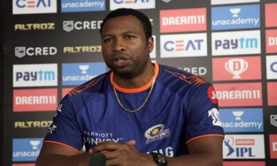 IPL 2020: Wanted To Bowl CSK Out Under 100, Says MI Stand In Captain Pollard