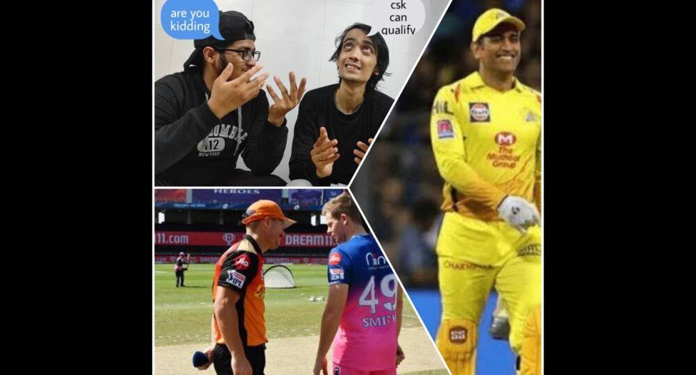 IPL Review | RR vs SRH | MI vs CSK | Csk Fan reaction