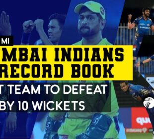 IPL2020: MIvsCSK - Mumbai Indians Became The First Team To Beat CSK By 10 Wickets | IPL Records