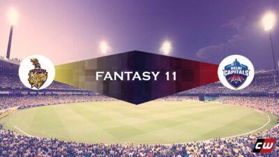 KKR vs DC fantasy 11 prediction | Dream 11 IPL 2020