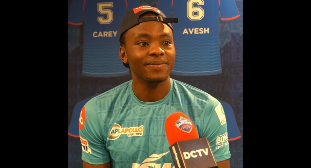Pre-Match Interview | Kagiso Rabada | #KKRvDC