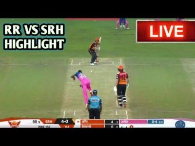 SRH VS RR HIGHLIGHTS, IPL 2020   RR vs SRH Highlight 2020    Rajasthan vs Hyderabad Highlights 2020