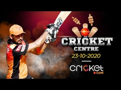 SRH register emphatic win over RR | Cricket Centre - 23rd October, 2020 | Cricket.com
