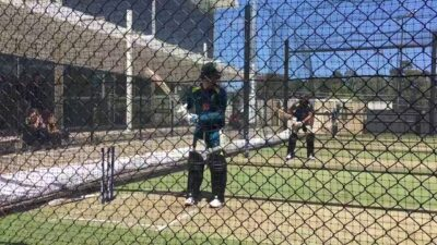 Steve Smith amazing batting practice for Rajasthan Royals at Nets | IPL 2020