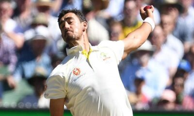 the noise got to me starc on india