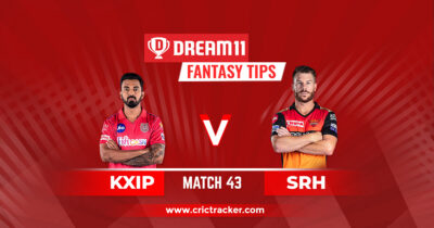 KXIP vs SRH Prediction, Dream11 Fantasy Cricket Tips: Playing XI, Pitch Report & Injury Update – IPL 2020, Match 43