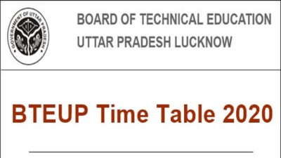 BTEUP-Time-Table-2020-21