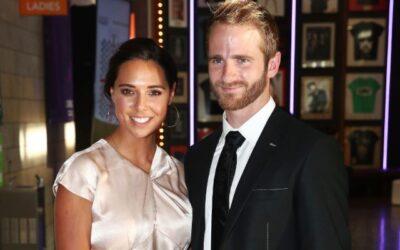 Sarah Rahim and Ken Williamson