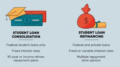 student-loan-consolidation-vs-loan-refinancing