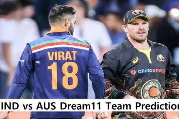 IND vs AUS Dream11 team prediction